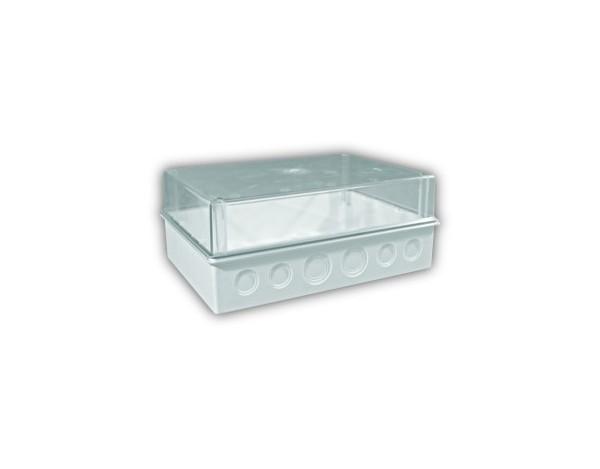 Obudowa CARBO-BOX 303x213x125 IP55 z szyną