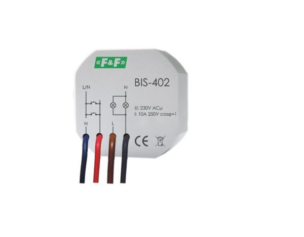 F&F Przekaźnik bistabilny BIS-402