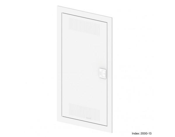 MSF Drzwi 3/42 MULTIMEDIA metalowe z ramą kompletne