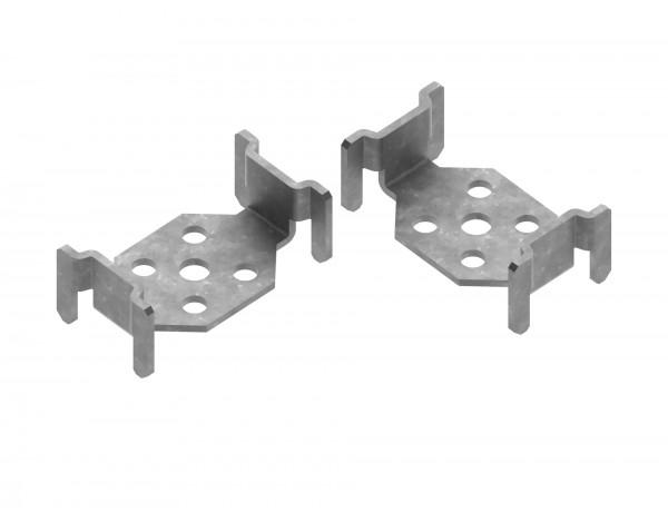 MSF Spinka metalowa łącząca kpl. 2szt.