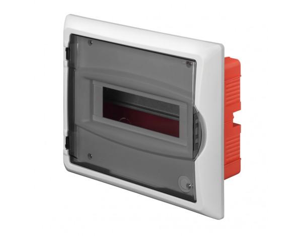 ECONOMIC BOX RP 1/8 IP 40 (N+PE)