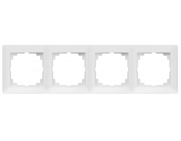 ASTORIA Ramka x4 biała