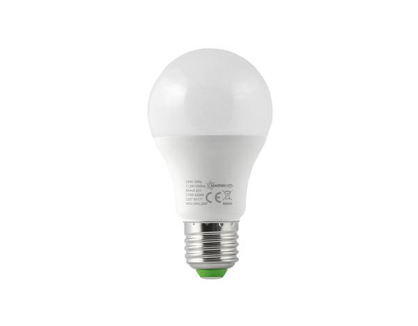 SPECTRUM LED E27 10W (59W) BARWA CIEPŁA