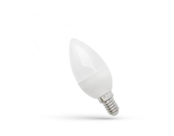SPECTRUM LED ŚWIECZKA E14 4W (29W) BARWA CIEPŁA