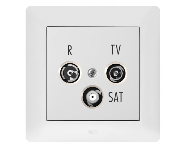 ASTORIA GNIAZDO ANTENOWE R-TV-SAT