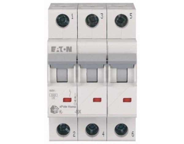 EATON Wyłącznik nadprądowy CLS-6-B25/3