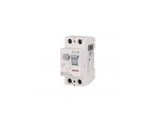 Wyłącznik różnicowoprądowy CFI6-40/2/003 EATON
